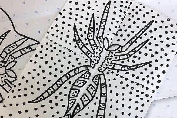LOTF spider