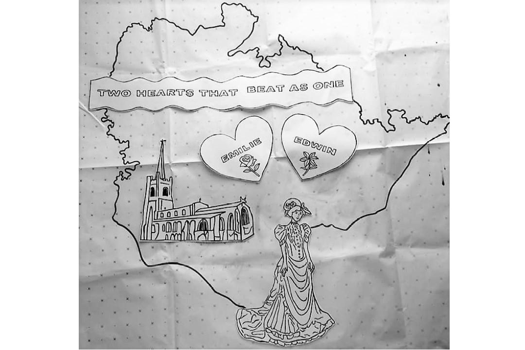 Ingrebourne Valley - The Marriage of Emilie Holmes by Debbie Kirk