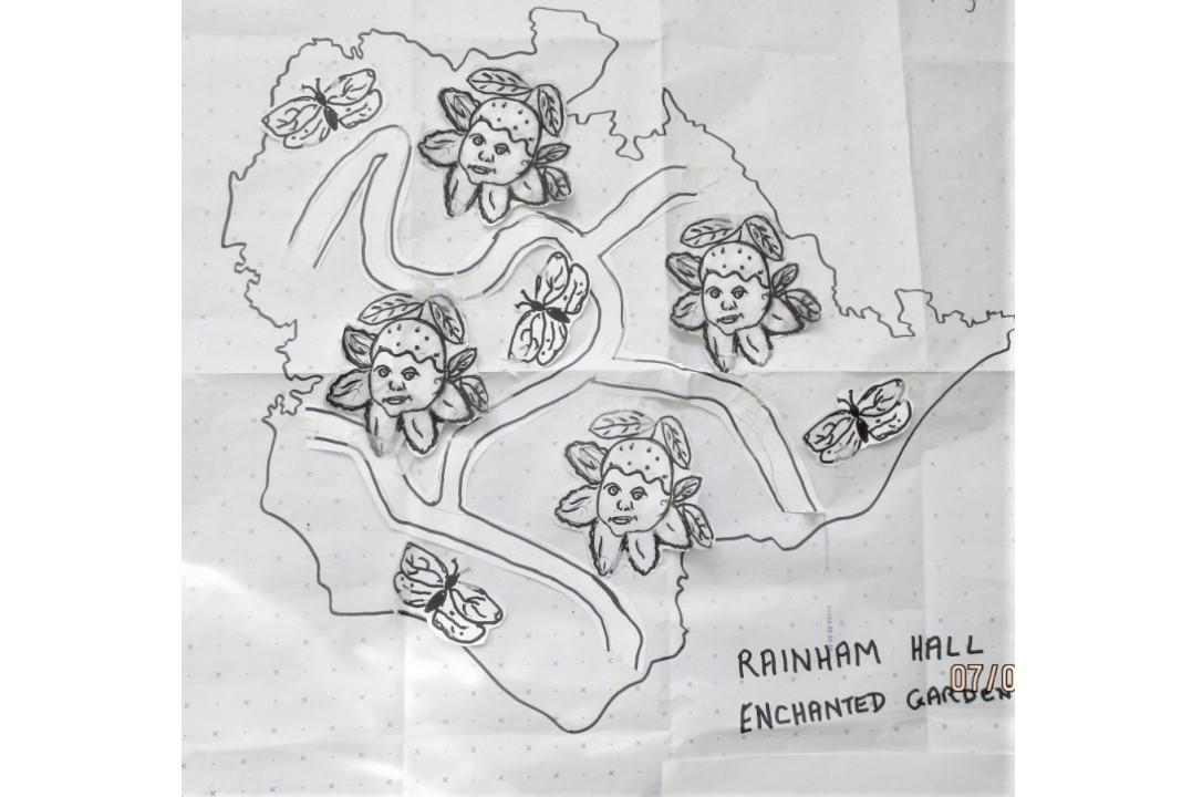 Rainham, Aveley and West Thurrock Marshes, Rainham Hall -Spellbound by Elizabeth Freeman