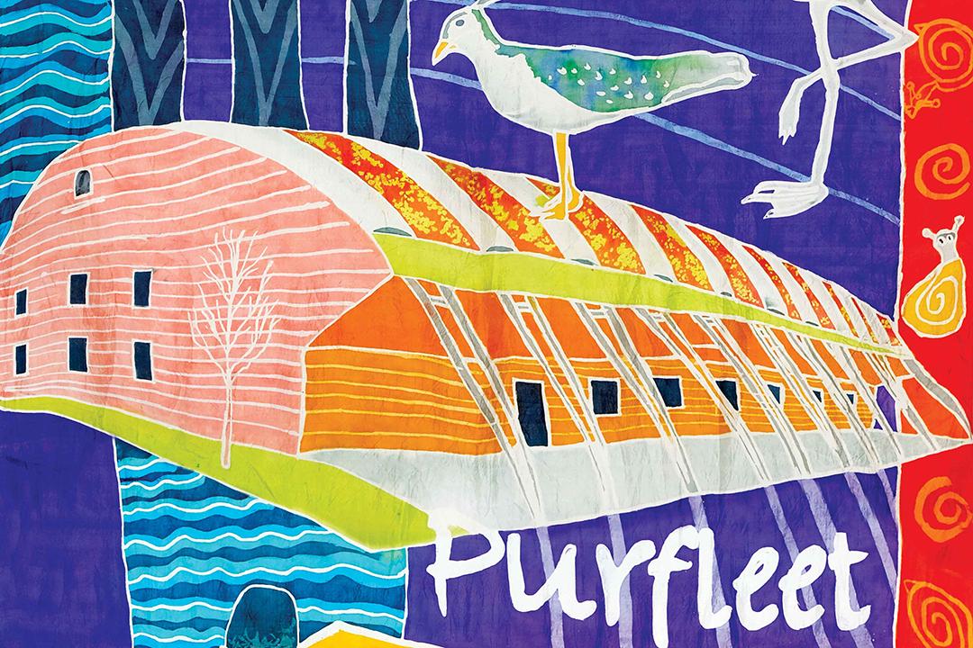 Purfleet scroll
