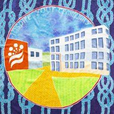 Purfleet flag of Harris Academy
