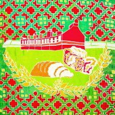 Tilbury Flags Romanian baker