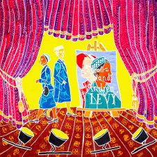 Tilbury Flags GATEWAY Theatre