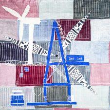 Tilbury flags Tilbury Docks Today