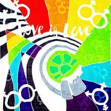 Tilbury Flag LGBT