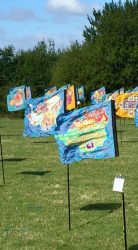 LotF flags on display