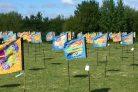 LotF flags on display