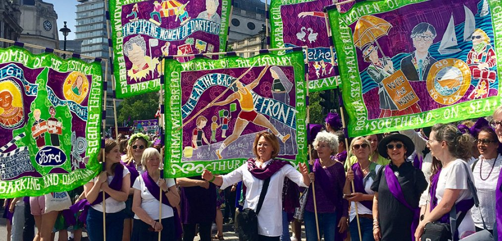 Processions banners