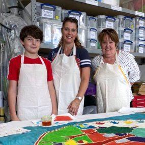 Purfleet Flags - Childrens Centre Flag
