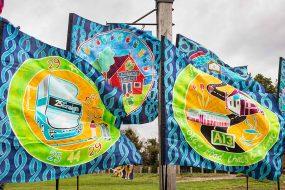 Purfleet flags