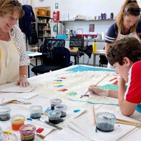 Purfleet flags Childrens Centre
