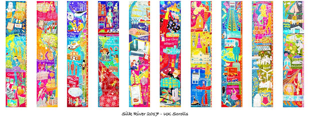Silk River UK Scrolls
