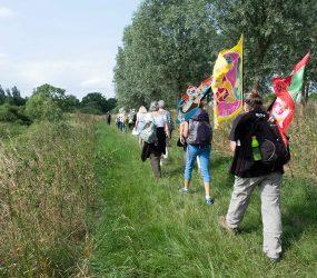T100 walking festival 2019