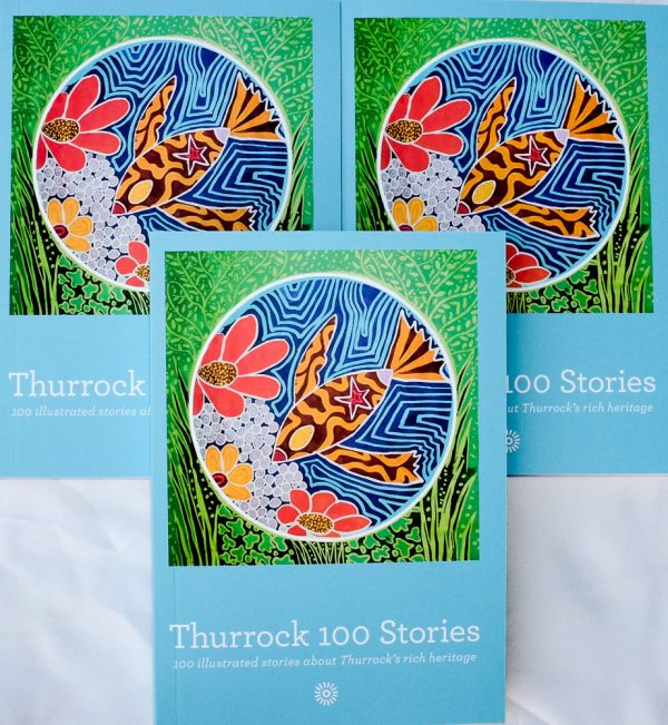 Thurrock 100 Stories book