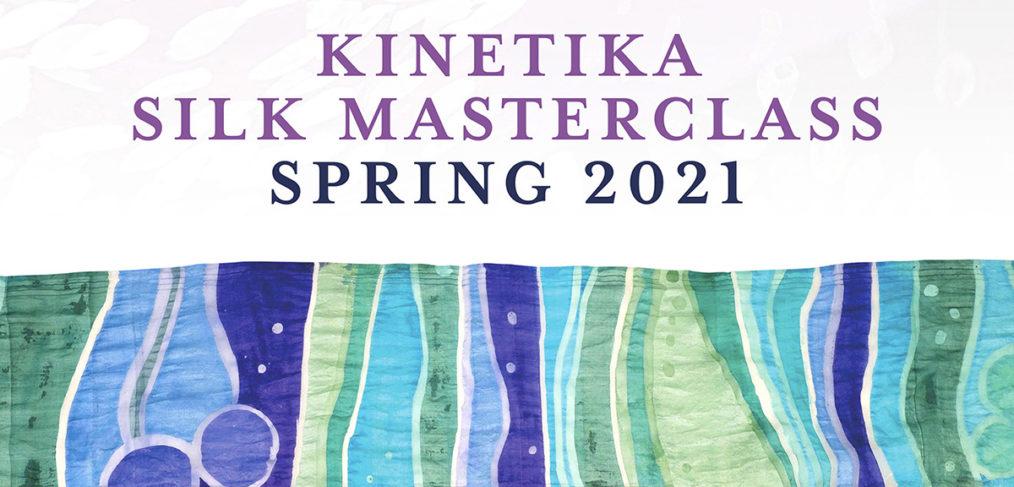 silk painting masterclass