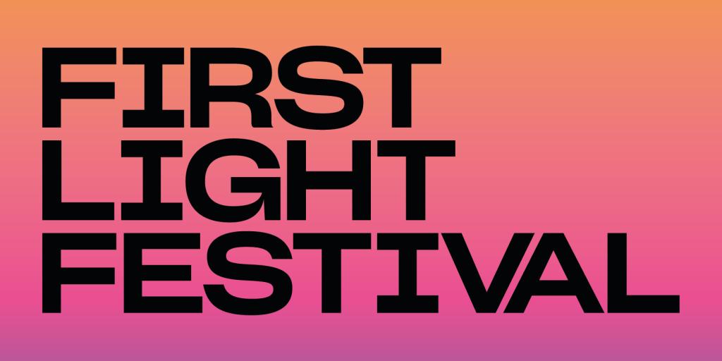 First Light Festival logo