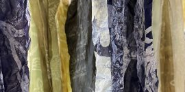 Beach of Dreams natural dyes