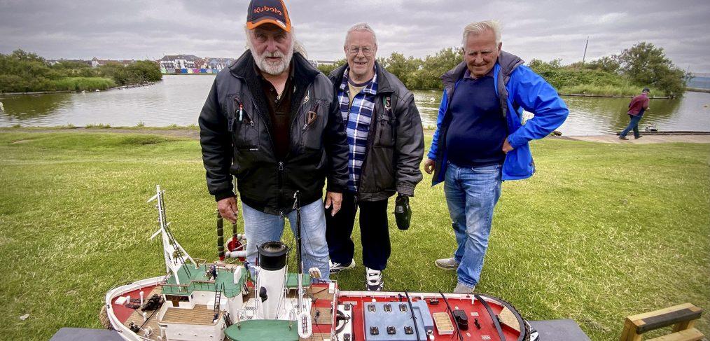 Brightlingsea model boat club credit Kevin Rushby