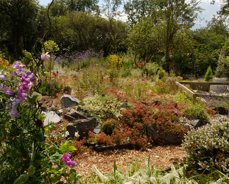 Community garden Langdon Hills