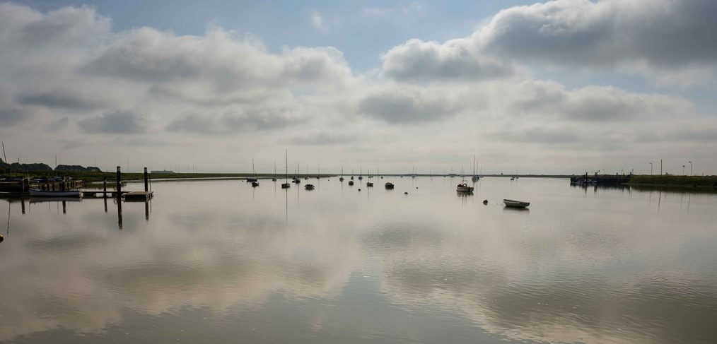 Orford Quay credit Mike Johnston