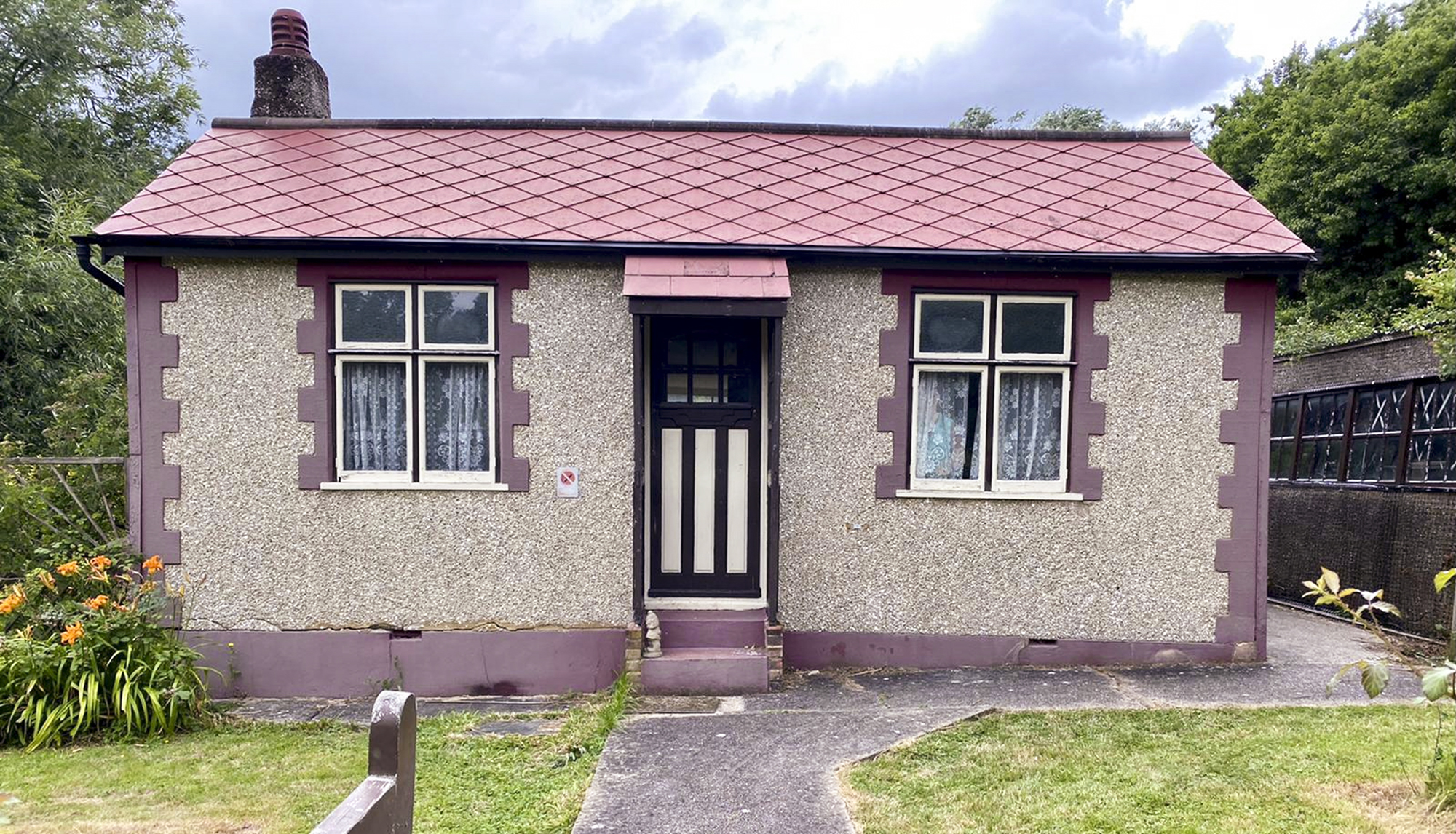 Plotlander museum house at Langdon Hills credit Kevin Rushby
