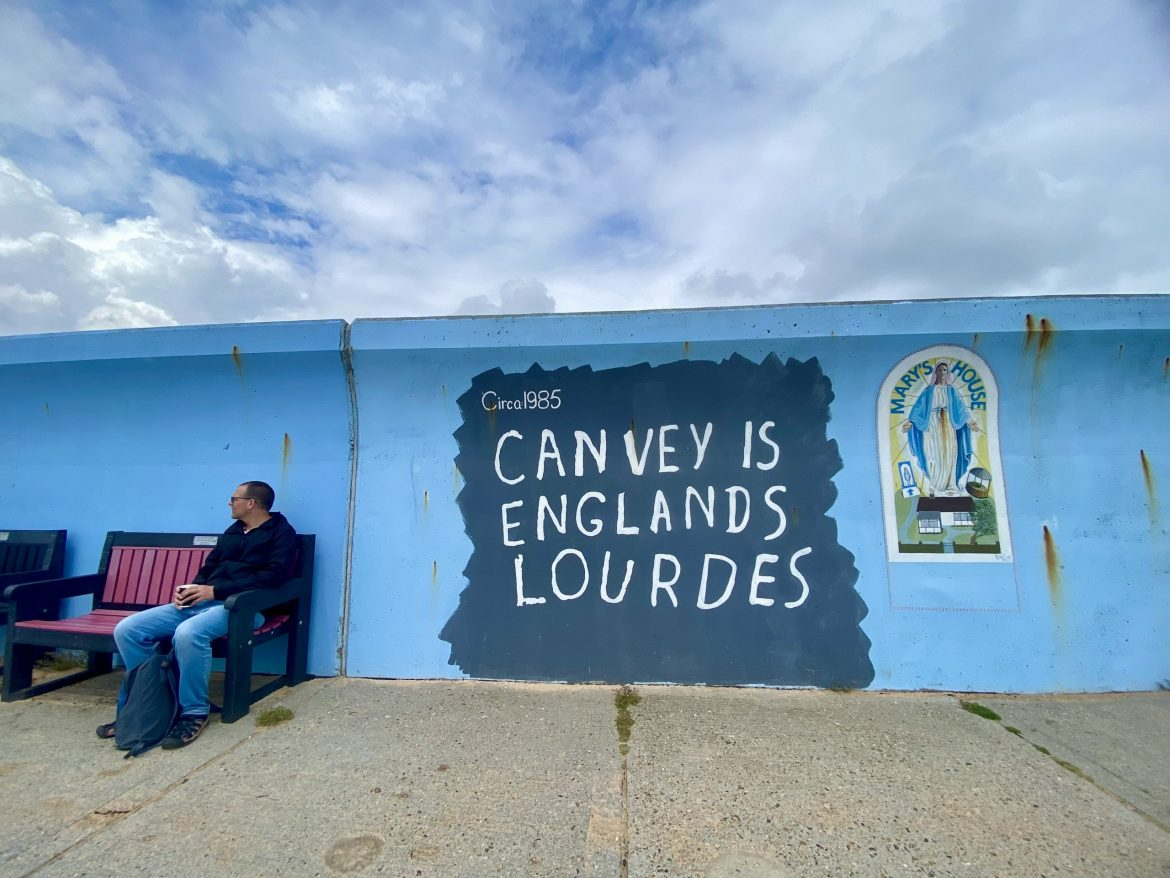 Canvey Lourdes credit Kevin Rushby